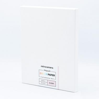 Fujifilm 24x30 cm - GLANZEND - 50 VELLEN - Fujicolor Crystal Archive