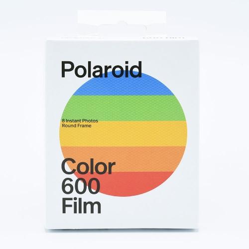 Polaroid 600 Film Instantané Couleur - Édition Round Frame