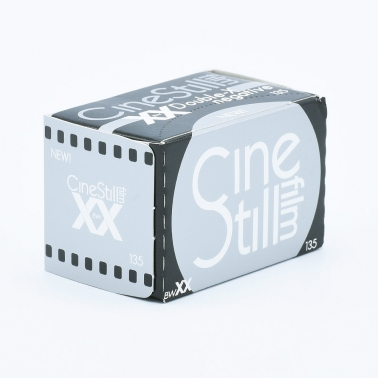 CineStill BwXX (Double-X) B&W Film - 35mm Starter Kit (D96)