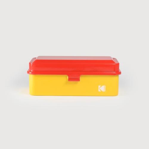 Kodak Classic 120/35mm Film Case - Rood