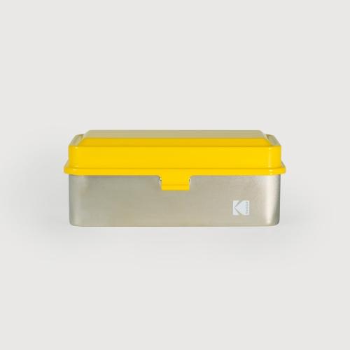 Kodak Radiant 120/35mm Film Case - Geel