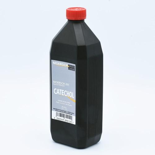 Moersch SE20C Catechol Révélateur Papier - 1L
