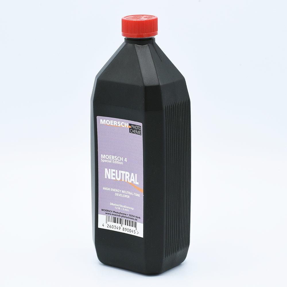 Moersch SE4 Neutral Papierontwikkelaar - 1L