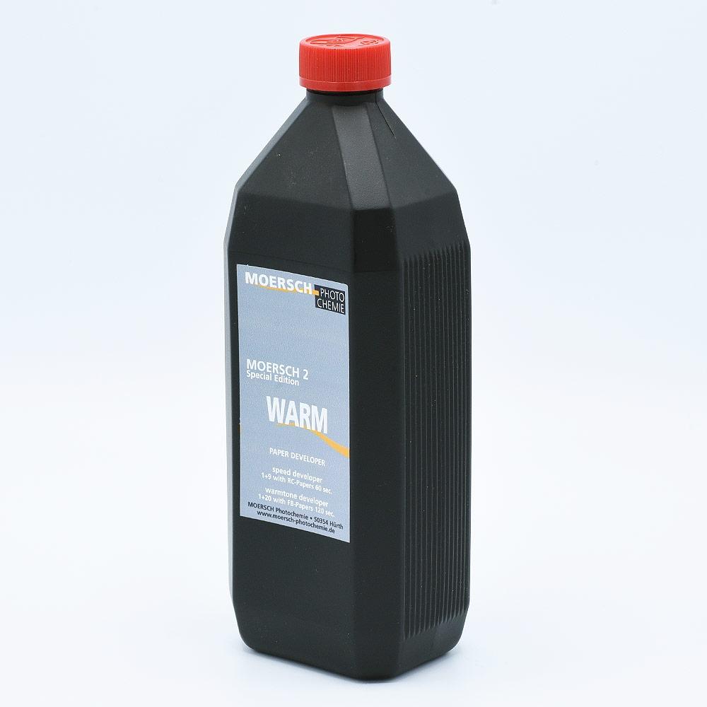 Moersch SE2 Warm Révélateur Papier - 1L