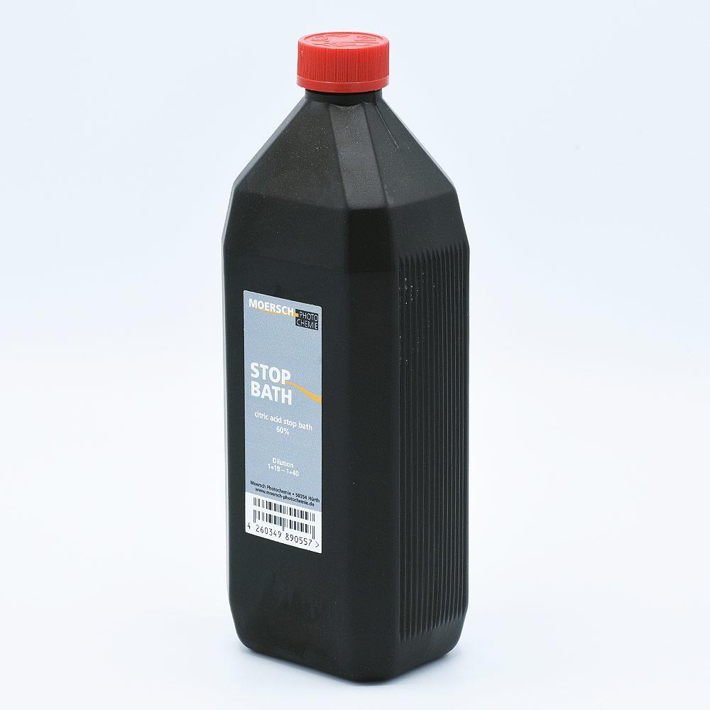 Moersch Citric Acid Stop Bath (60%) - 1L