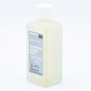 Moersch MT5 Sepia Sulphide Toner - 250ml