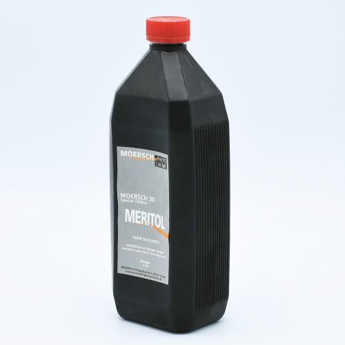 Moersch SE30 Meritol Paper Developer - 1L