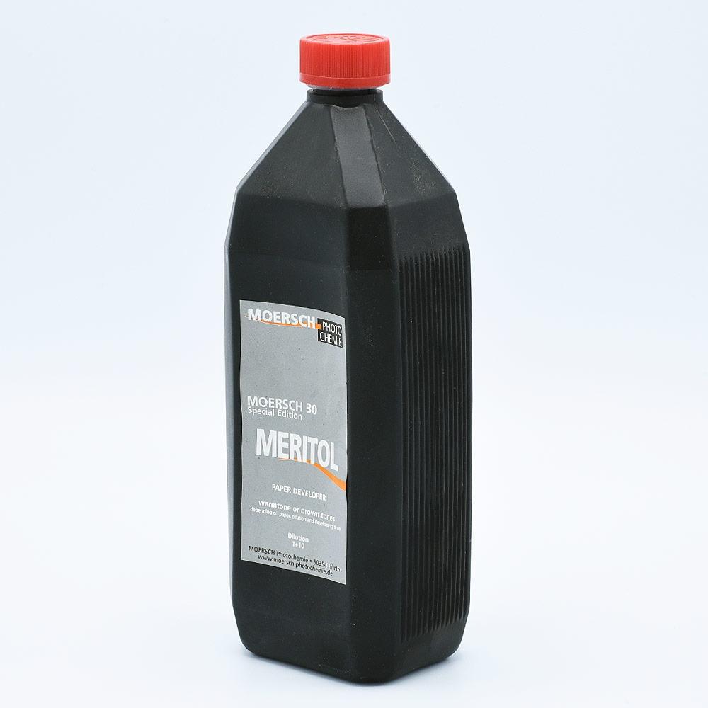 Moersch SE30 Meritol Révélateur Papier - 1L