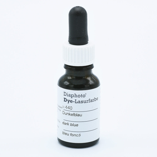 Diaphoto Retouch Dye Donkerblauw (440) - 12ml