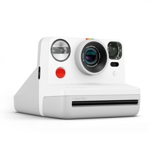 Polaroid Now Appareil Photo Instantané i-Type - Blanc