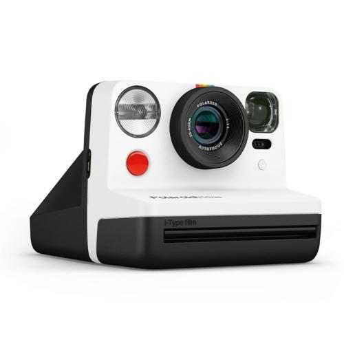 Polaroid Now Appareil Photo Instantané i-Type - Noir & Blanc