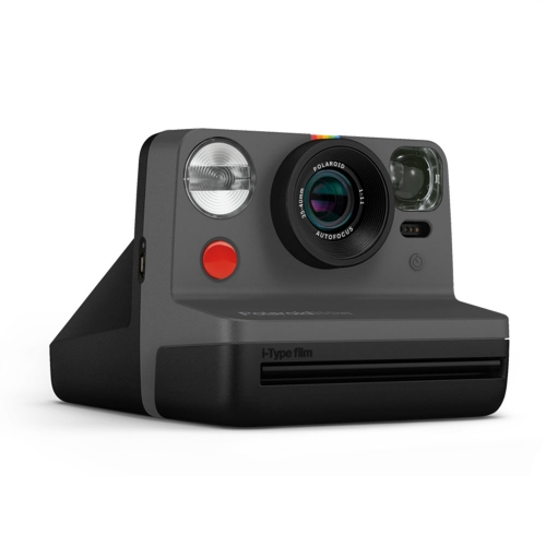 Polaroid Now Appareil Photo Instantané i-Type - Noir