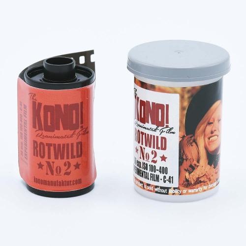 Kono! Rotwild No. 2 Redscale 135-36
