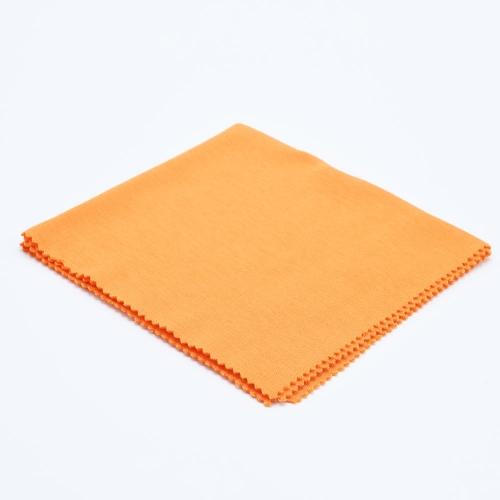 Tissu de Polissage Antistatique / Orange - 29x30cm