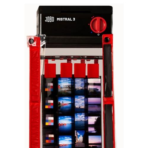 Jobo 3521 Mistral 3 Kit de Cabine de Séchage pour Film 35mm/120