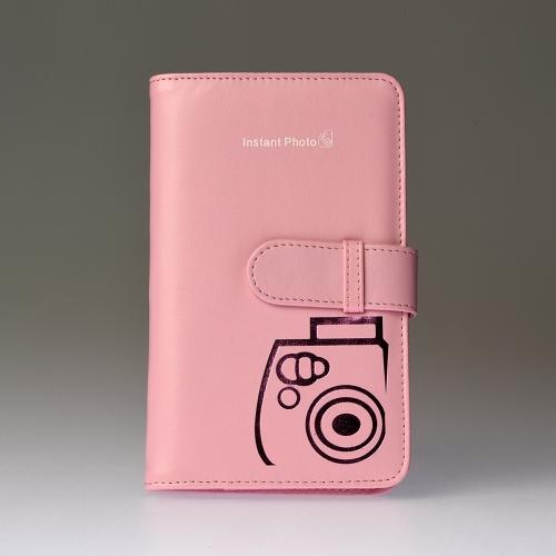 Premium fotoalbum Instax Mini - Roze