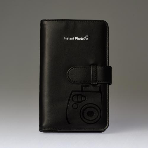 Premium fotoalbum Instax Mini - Zwart