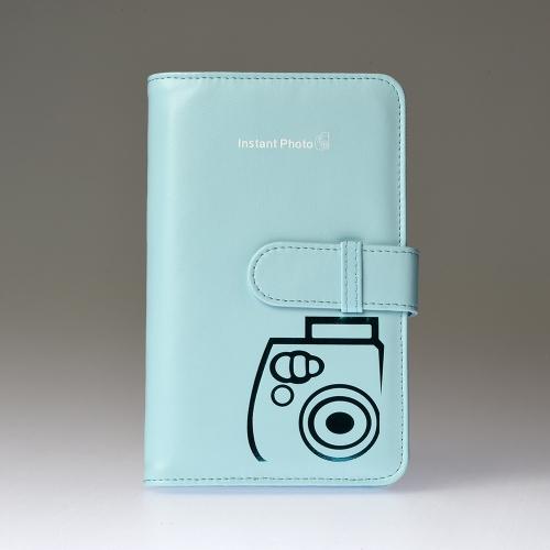 Premium fotoalbum Instax Mini - Blauw