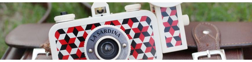Lomography La Sardina Camera's