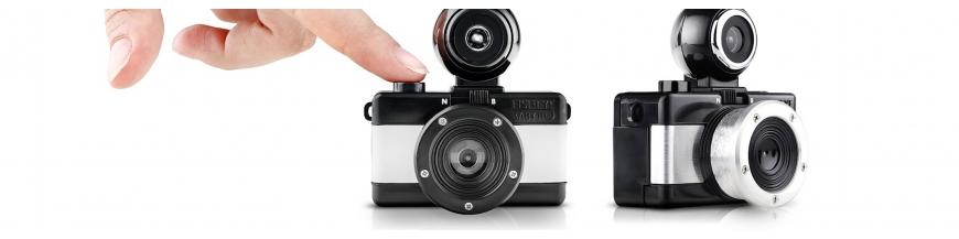 Lomography 110 Camera's