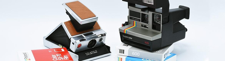 Film Instantané pour les appareils Polaroid, Instax et Grand Format