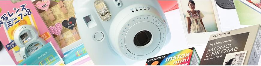 Instax Collection - Accessoires pour les caméras Fujifilm Instax