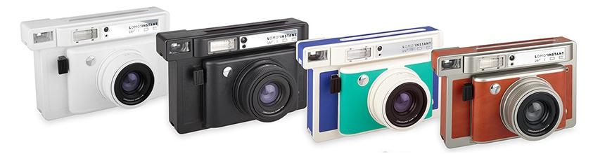 Lomo'Instant Wide Camera's - Lomography