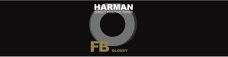 Harman Direct Positive - Analoog Direct-Positief Zwart-wit Fotopapier
