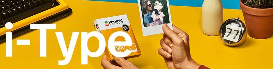 Film Instantané Polaroid pour appareils photo série i-Type