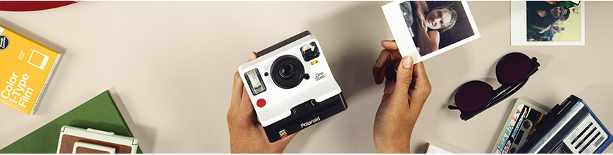 Analog Cameras for Film and Instant Photography