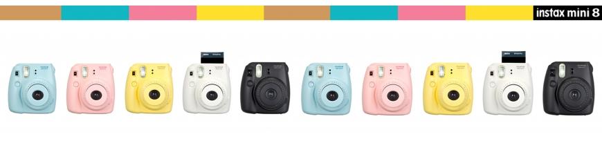 Fujifilm Instax Mini 8 Instant Cameras