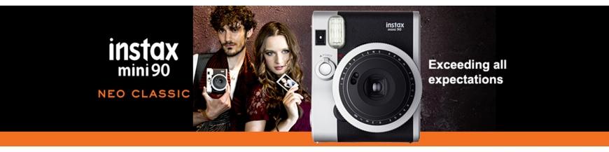 Fujifilm Instax Mini 90 Instant Cameras