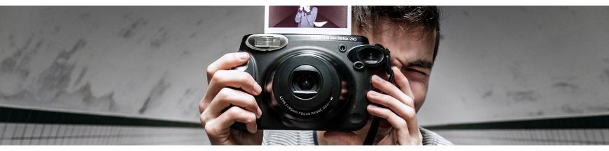 Fujifilm Instax Wide Instant Camera's