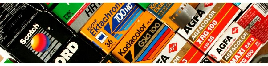 Analoge Fotografie Rarities - 127 Film, 110 Pocket Film,...